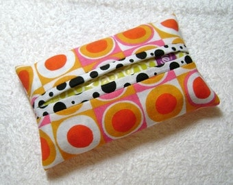 Tissue Holder - Pocket Tissue Holder - Handmade - Tissue - Kleenex - Tissue Holder - Cotton Fabric - TC112