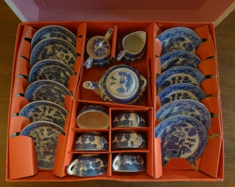 1950s/ begining of 1960s china toy tea set
