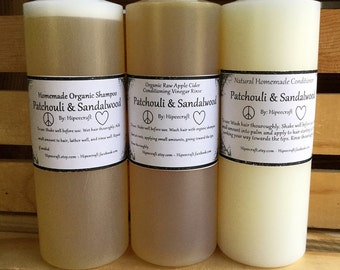 Organic Shampoo and Conditioner Homemade Shampoo and Conditioner Natural Shampoo and Conditioner