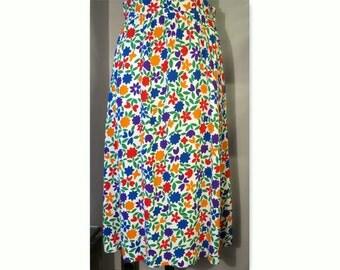 Skirt Saint Laurent Rive Gauche Paris