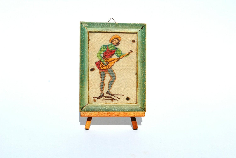 Embroidery Wall Art - Elitflat