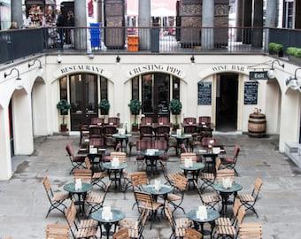 Covent Garden Market Print - London Photography - Central London