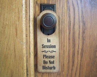 Do Not Disturb Sign Etsy