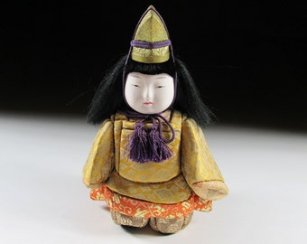 Showa Period Kimekomi Doll