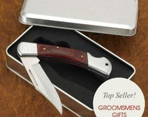 Popular Items For Custom Pocket Knife On Etsy