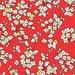 Feedsack - Outline Floral(Red) - Whistler Studios- Windham Fabrics