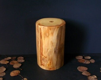 Aspen Wood Cremation Urn Made in Colorado 65 cubic inches.