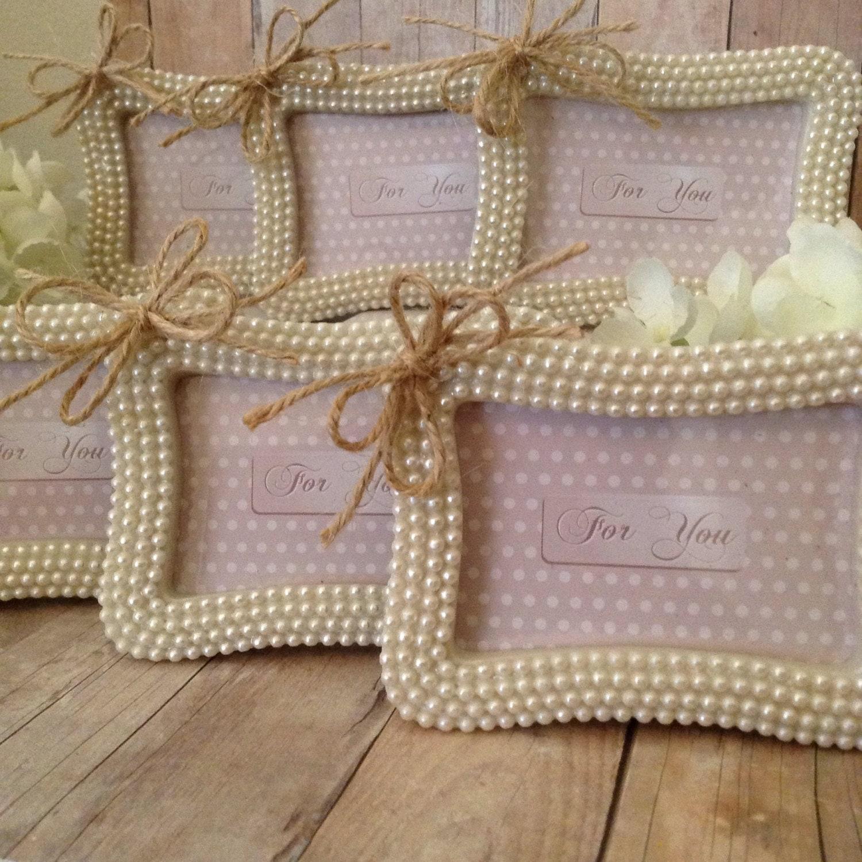 Wedding Card Holder / Wedding Small Frame / White Pearl Frame ...