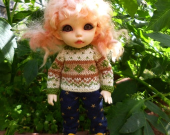 Sweater for Lati Yellow, PukiFee