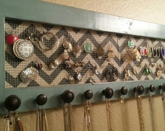 Adorable Custom Jewelry Organization Holder