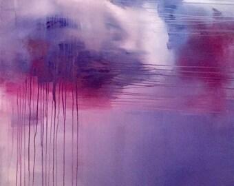 Original painting - Reaching to the Sky