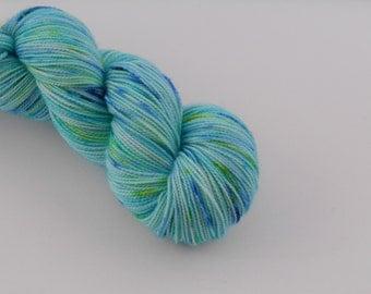 Sock LUXE,Caraïbes, merino cashmere nylon, 100g