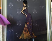 "Julie Nutting ""Tasha"" Prima Doll Paper Embellishment"