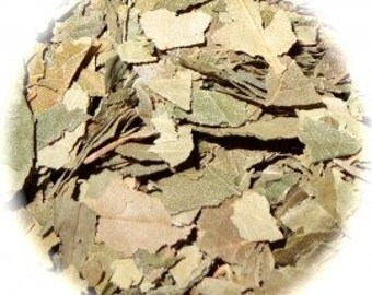 Birch (dried leaves) / good luck / protection / purification