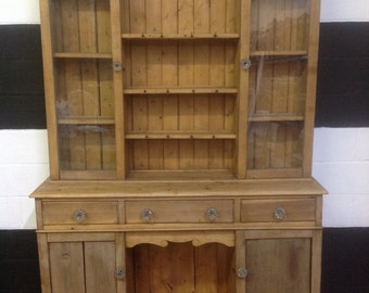 Antique Primitive French Cabinet