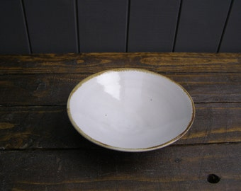 Bowl with turned foot - Hand Thrown Pottery