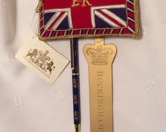 Collectibles from Buckingham Palace