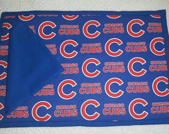 Chicago Cubs Placemats and Napkins