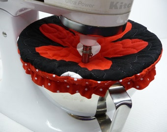 Quilted Mixer Bowl Cozy - 9 inch bowl