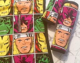 Pram Liner - Avengers print