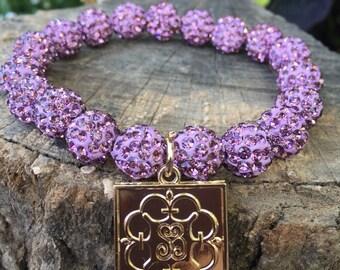 Lavender Elise bracelet