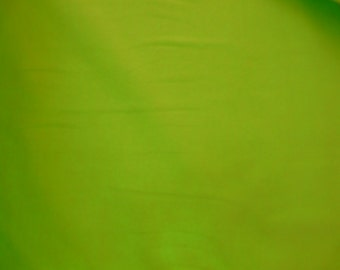 Fabric - cotton jersey fabric - green