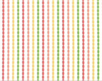 SUNDROPS, Corey Yoder, Moda Fabrics, 29015-12, Sundrops fabric, Striped Fabric, Fabric with Stripes, Sundrops Collection, Little Miss Shabby