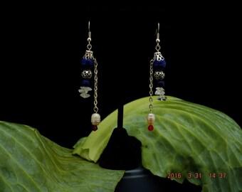 The Energy and Healing earrings