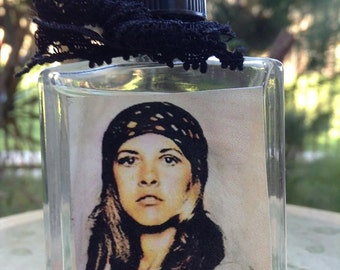 Queen of the Goddesses~Gypsy Stevie Nick Witchy Rose Scent Alcohol Perfume 1 Ounce