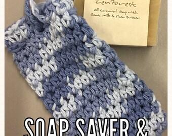 Soap Saver & Natural Soap