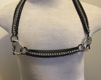 Men's Chain Harness