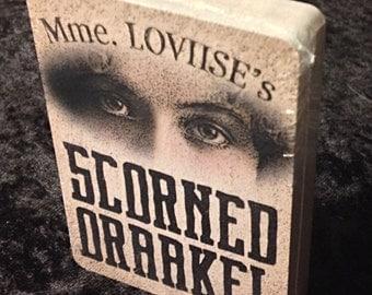 Mme. LOVIISE'S SCORNED ORAAKEL - 48+ Card Poker-sized Oracle Deck