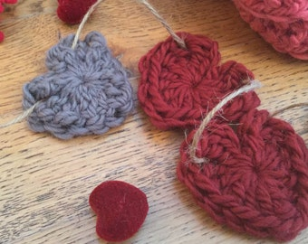 Valentines Heart Bunting