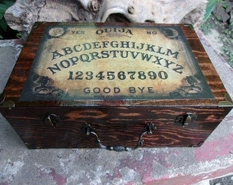 Ouija Board Storage Box