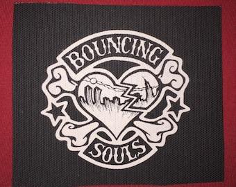 Bouncing Souls Cloth Punk Patch