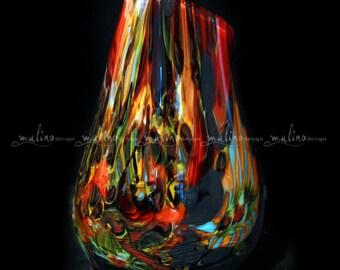 """Vase """"Soul of Fire"""""""