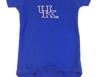 Kentucky Wildcats Team Spirit Baby Bodysuit