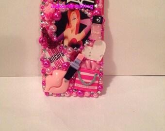 Bling iPhone 6 Plus phone case