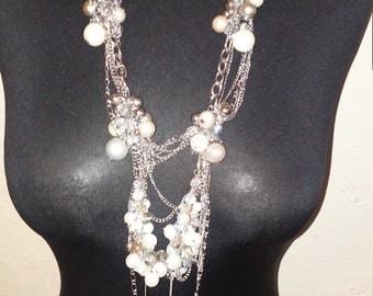 downtown princess necklace