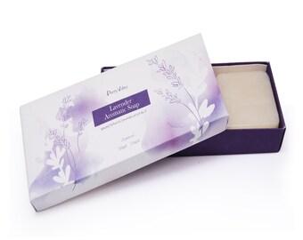 Lavender Aromatic Soap (3Pcs)