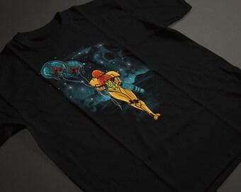 Metroid Balloons - Tee Shirt