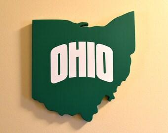 Ohio University Wall Art