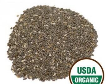 Chia Seeds, Organic
