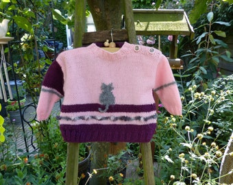 Baby sweater, free shipping.