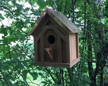 Unique Copper Birdhouse Related Items Etsy
