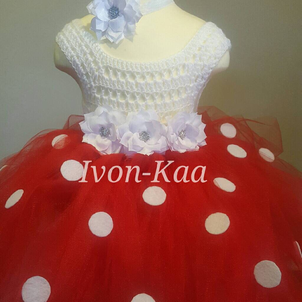 Minne Mouse Knitted Dresses