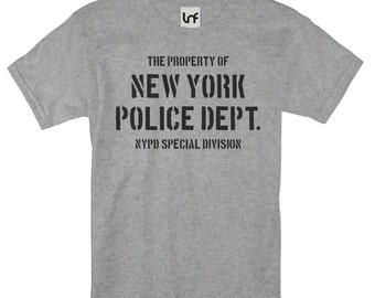 New York Police Department Men's T-Shirt (SB1158)