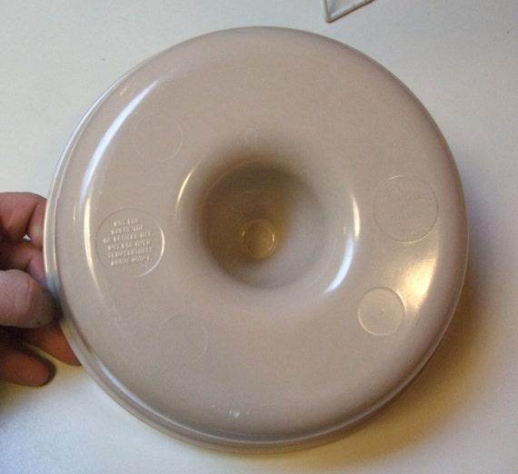 Pottery Angel Food Cake Pan