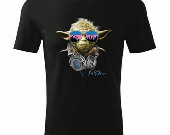 Star wars t-shirt/ Yoda t-shirt/ Star wars shirt/ Star wars gift