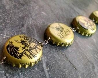 Stone Brewing Cap Bracelet